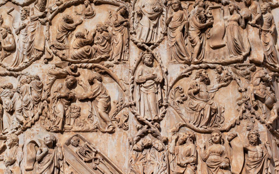 Orvieto Superiore, The Madonna, And The Last Judgement